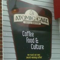 Photo taken at Atomic Café by Steve Q. on 1/2/2012