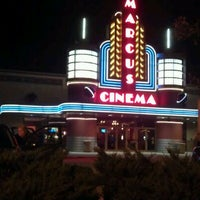 Photo taken at Marcus Ridge Cinema - New Berlin by Belinda P. on 10/22/2011
