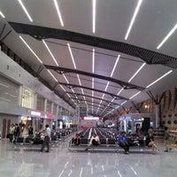 Photo taken at Da Nang International Airport (DAD) by Lauren on 1/3/2012