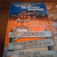Photo taken at Hooters by Jonathan L. on 4/21/2011