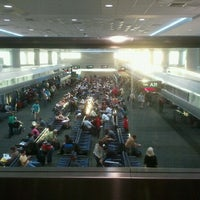Photo taken at Concourse A by Paul W. on 9/1/2011