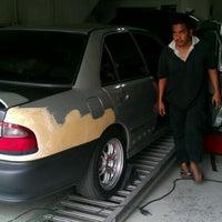 Photo taken at Mael Advan Auto (Dyno Dynamics) by Keno P. on 12/9/2011