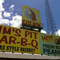 Photo taken at Jim's Bar-B-Q by Chris T. on 7/14/2012