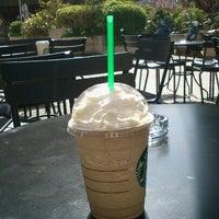 Photo taken at Starbucks Coffee by Virginia G. on 7/26/2012