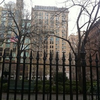 Photo taken at Gramercy Park Hotel by Janis B. on 4/4/2011