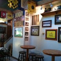 Photo taken at Back Door Tavern by Noah H. on 7/10/2012