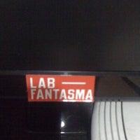 Photo taken at Lab Fantasma by Alex A. on 5/17/2012