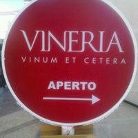 Photo taken at Vineria Università by 📱♫🇮🇪♪🚙 ♪ D. on 2/8/2012