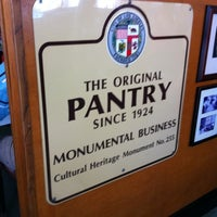 Photo taken at The Original Pantry by Patrice R. on 8/7/2011