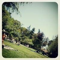 Photo taken at Washington Park by Erica C. on 7/8/2012