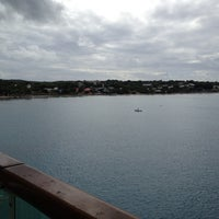 Photo taken at Royal Caribbean @ St Criox by Lolow T. on 12/29/2011