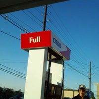 Photo taken at Citgo by Ralphy on 10/5/2011