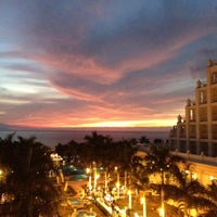 Photo taken at RIU Palace Pacifico Hotel by T P. on 12/29/2011