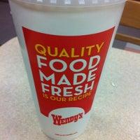 Photo taken at Wendy's by John M. on 12/24/2011
