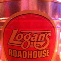 Photo taken at Logan's Roadhouse by Sherry J. on 12/29/2010