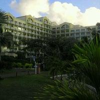 Photo taken at Sonesta Maho Beach Resort & Casino by Rich B. on 1/31/2012