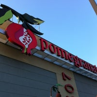 Photo taken at Pomegranate by Jacob G. on 7/1/2012