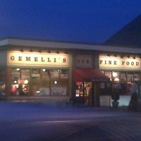 Photo taken at Gemelli Fine Foods by Larry G. on 12/22/2011