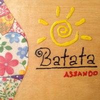 Photo taken at Batata Assando by Alexandre P. on 6/8/2012