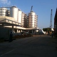 Photo taken at Ambev by Livia B. on 9/15/2011