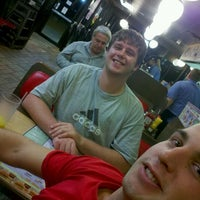 Photo taken at Waffle House by Brandon C. on 11/24/2011