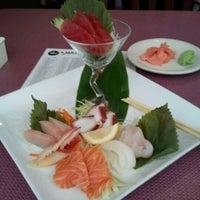 Photo taken at Sushi Zone by Shylah M. on 5/3/2012