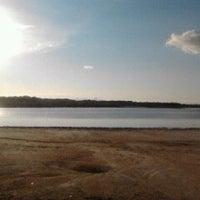 Photo taken at Playa El Oasis by Jaime H. on 9/3/2011