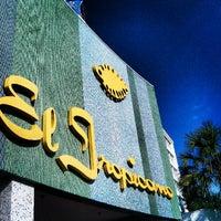 Photo taken at El Tropicano Hotel by Taylor B. on 8/24/2012