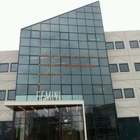 Photo taken at Brainpark Rotterdam by Adriana V. on 4/20/2012