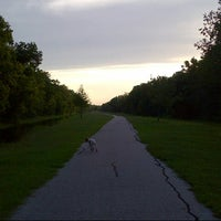 7/13/2012 tarihinde Nik K.ziyaretçi tarafından George Bush Park'de çekilen fotoğraf