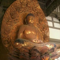 Photo taken at Byodo-In Temple by Chris A. on 8/9/2012