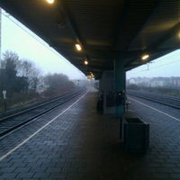 Photo taken at Station Gent-Dampoort by Peter H. on 2/3/2011