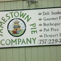 Photo taken at Jamestown Pie Company by Anna F. on 8/18/2011