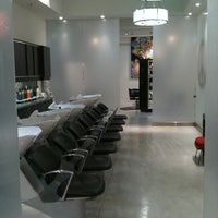 Photo taken at Square - Colour Salon & Spa by Amber W. on 12/28/2011
