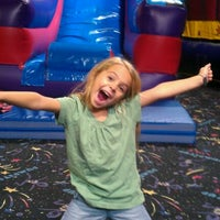 Photo taken at Pump It Up by Michelle S. on 12/31/2011