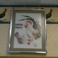 Photo taken at Harrison's Poultry Farm by Joseph Z. on 3/5/2011