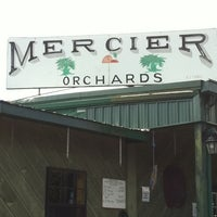 Photo taken at Mercier Orchards by Todd T. on 9/17/2011