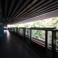 Photo taken at Queenstown MRT Station (EW19) by Duang on 9/7/2011