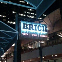 Photo taken at Brick by Barbara N. on 11/2/2011