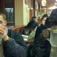 Photo taken at Denny's by Andrea B. on 2/25/2012