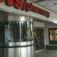 Photo taken at CVS/pharmacy by Slick R. on 4/21/2012