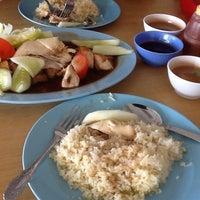 Photo taken at Nasi Ayam Misai by Michael C. on 11/19/2011