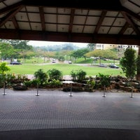 Photo taken at A'Famosa Golf & Country Resort by Pp10 on 4/6/2012
