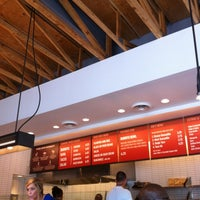Photo taken at Chipotle Mexican Grill by R G. on 3/21/2012