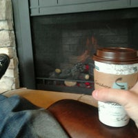Photo taken at Caribou Coffee by Curt S. on 4/9/2012