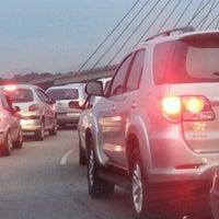 Photo taken at Avenida Santos Dumont by Wal Aguia E. on 1/11/2012