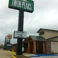 Photo taken at Twin Peaks Headquarters by Jennifer P. on 1/10/2012