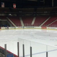Photo taken at Herb Brooks Arena by Rob M. on 1/14/2012