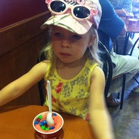 Photo taken at Cold Stone Creamery by Torrie S. on 8/5/2012
