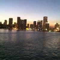 Photo taken at PortMiami by Tony L. on 1/19/2012